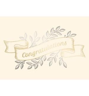 COB/Congratulations Banner