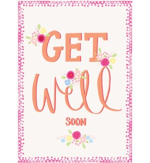 GW/Floral Get Well