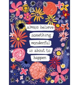 EDB/Believe Something Wonder