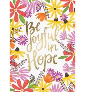 EDB/Be Joyful In Hope