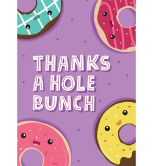 TY/Thanks A Hole Bunch