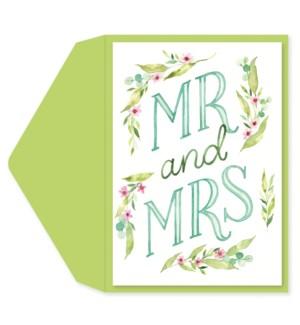 WD/Mr. & Mrs.