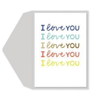 AN/I Love You
