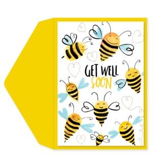 GW/Get Well Bees