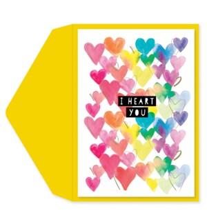 BL/Rainbow Hearts