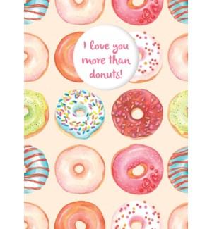 AN/More Than Doughnuts