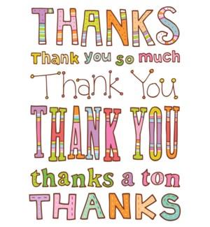 TYB/Thanks A Ton