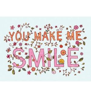 FR/You Make Me Smile