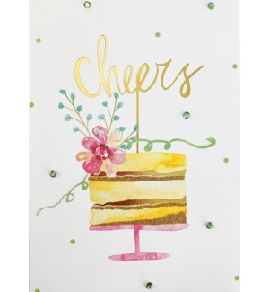 WD/Cheers Cake