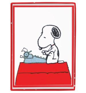 EDBOX/Peanuts Typewriter