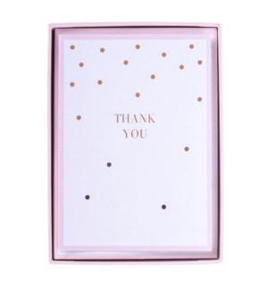 EDBOX/Soft Pink Dots