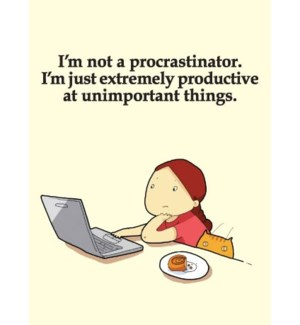 EDB/Procrastinator