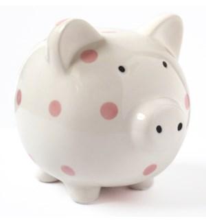 BANK/White Pig Bank