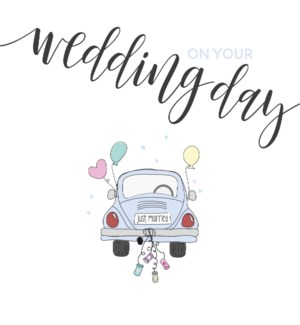 WDB/On your wedding day