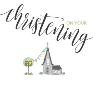 RLB/Christening