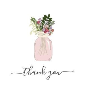 TY/Mini jar of flowers
