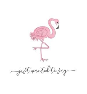 ED/Mini flamingo