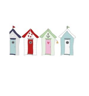 ED/Mini beach huts