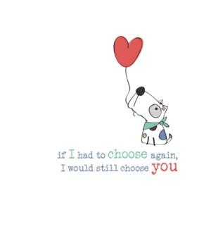 RO/If I Had To Choose Again