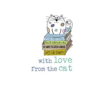 BD/With Love From The Cat