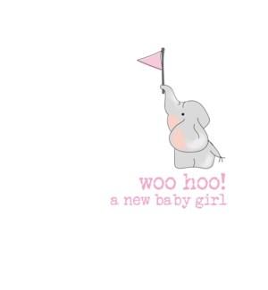 NB/Woo Hoo - Baby Girl