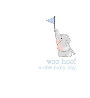 NB/Woo Hoo - Baby Boy
