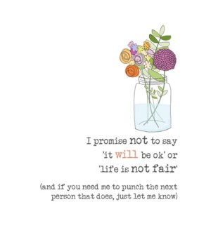 SY/Promise Not To Say