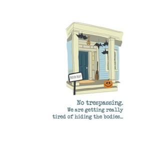 HW/No Trespassing