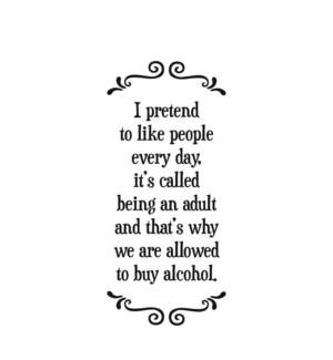 TOWEL/Buy alcohol