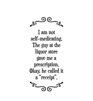 TOWEL/Self-medicating