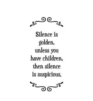 TOWEL/Suspicious silence