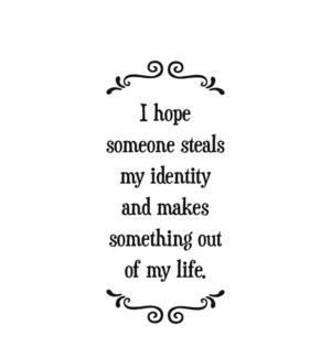 TOWEL/My identity