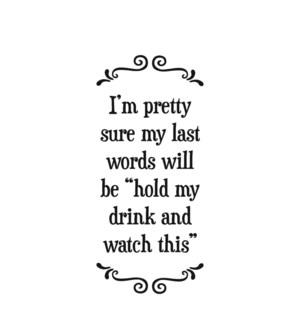 TOWEL/Last words