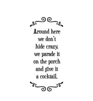 TOWEL/Porch Cocktail