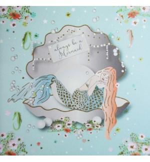 ED/Always Be A Mermaid