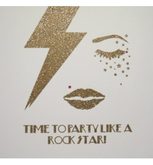 ED/Time To Party Rockstar!