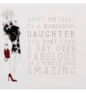 RBD/Over Fabulous (Daughter)