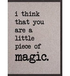 EDB/A Little Piece of Magic