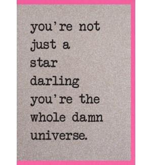 EDB/The Whole Damn Universe