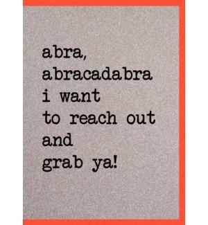 EDB/Abra Abracadabra