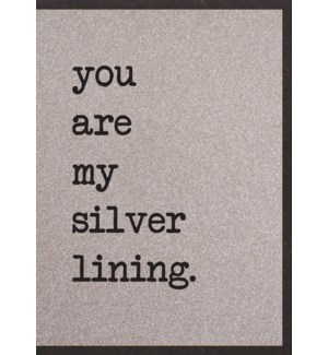 EDB/You Are My Silver Lining