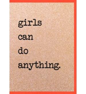 EDB/Girls Can Do Anything