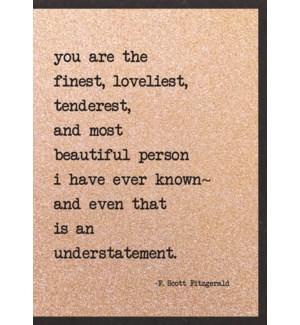 EDB/U R The Finest, Loveliest