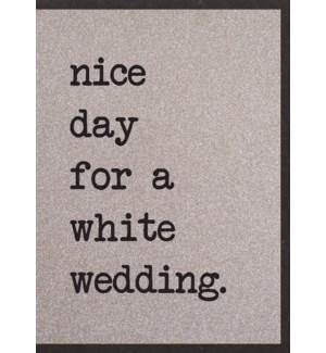 WDB/Nice Day White Wedding