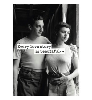 AN/Every Story Is Beautiful