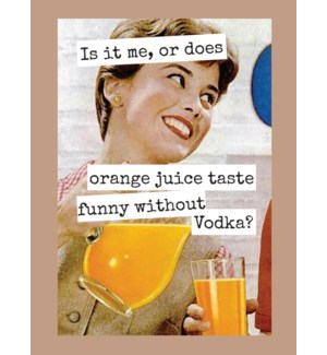 MAGNET/OJ Vodka