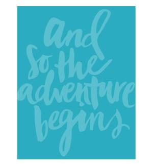 NH/Adventure Begins