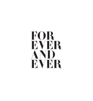 AN/For Ever And Ever