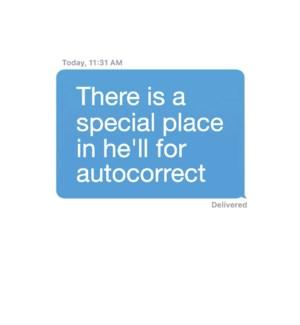 ED/Autocorrect My Worst Enema