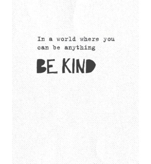 SY/Always Be Kind